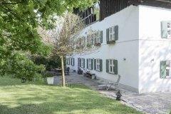 45-Garten-zur-Küchenseite-1-K Gut Stohrerhof