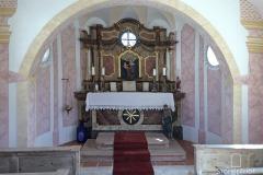 53-Kapelle-innen-K Gut Stohrerhof