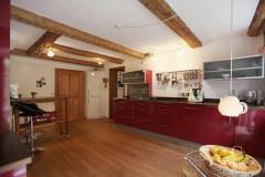 7-Küche-von-Terrasse-aus-K Gut Stohrerhof