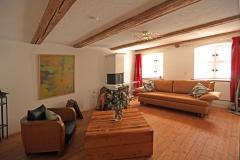 Lounge im Gut Stohrerhof am Ammersee