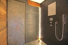 Dusche Penthouse Gut Stohrerhof