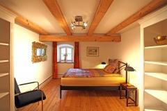 Das Goldene Zimmer im Gut Stohrerhof