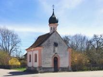 Kapelle außen vom Gut Stohrerhof