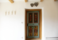 Garderobe im Flur Erdgeschoß Gut Stohrerhof am Ammersee