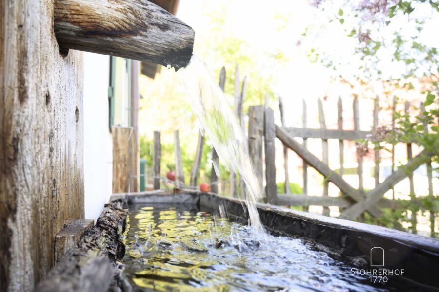 Brunnen Gut Stohrerhof