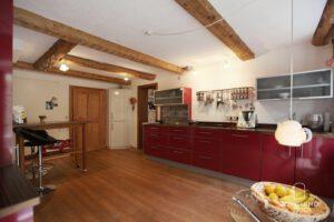 Küche EG Gut Stohrerhof